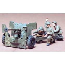 Tamiya 35005 British 6-Pound Gun