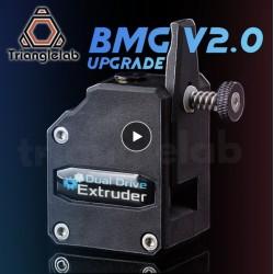Ekstruder BMG V2.0 - TriangleLab - dual drive - ekstruder z przełożeniem 3:1 - wysoka jakość