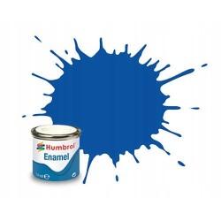 Humbrol 014 French Blue Gloss - 14ml